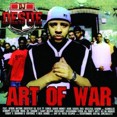 DJ Desue – Art Of War (CD) (2002) (FLAC + 320 kbps)