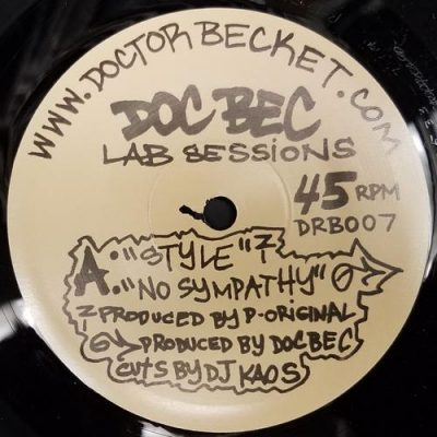 Doc Bec – Lab Sessions EP (Vinyl) (2004) (FLAC + 320 kbps)