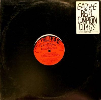 Eazy-E - Real Compton City G's / Real Muthaphuckkin G's (VLS) (1993) (FLAC + 320 kbps)