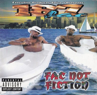 187 Fac – Fac Not Fiction (CD) (1997) (FLAC + 320 kbps)