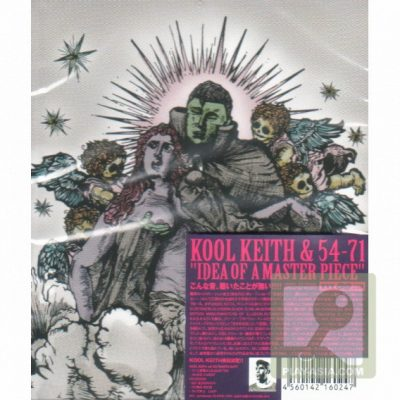 Kool Keith & 54-71 – Idea Of A Master Piece (CD) (2009) (FLAC + 320 kbps)