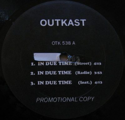 Outkast – In Due Time / B.O.B. (Bombs Over Baghdad) (VLS) (2000) (FLAC + 320 kbps)