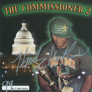 Kool Keith – The Comi$$ioner 2 (CD) (2006) (FLAC + 320 kbps)