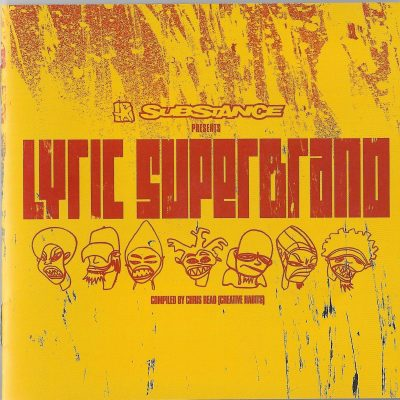 Various – Substance Presents: Lyric Superbrand (2001) (CD) (FLAC + 320 kbps)