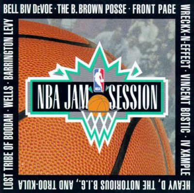 OST – NBA Jam Session (CD) (1994) (FLAC + 320 kbps)