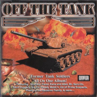 VA – Off The Tank (CD) (2001) (FLAC + 320 kbps)