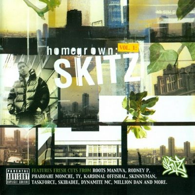 Skitz – Homegrown (Vol. 1) (2004) (CD) (FLAC + 320 kbps)