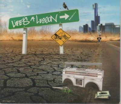 Reason – Life's A Lesson EP (CD) (2006) (FLAC + 320 kbps)