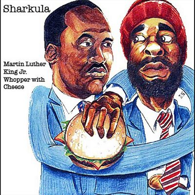 Sharkula – Martin Luther King Jr. Whopper With Cheese (CD) (2004) (FLAC + 320 kbps)