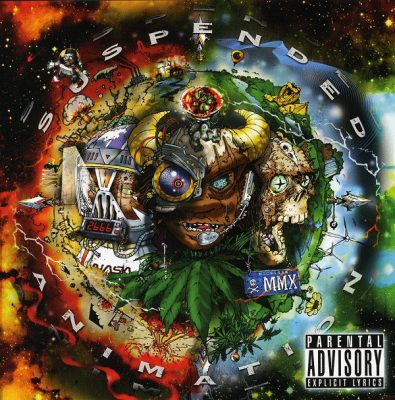 Esham – Suspended Animation (CD) (2010) (FLAC + 320 kbps)