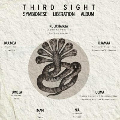 Third Sight ‎- Symbionese Liberation Album (CD) (2006) (320 kbps)