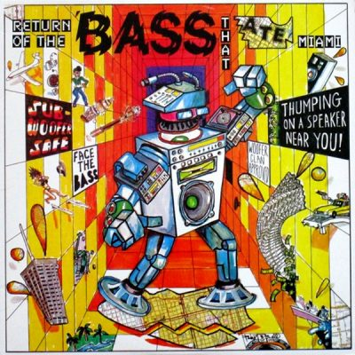 VA – Return Of The Bass That Ate Miami (CD) (1991) (FLAC + 320 kbps)