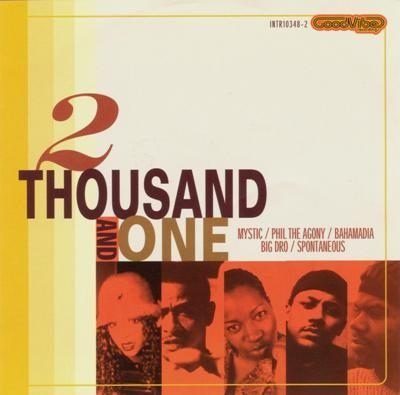 VA – 2 Thousand And One (CD) (2001) (FLAC + 320 kbps)