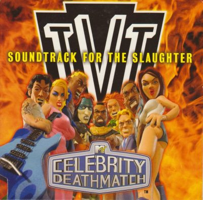 OST – Celebrity Deathmatch: Soundtrack For The Slaughter (CD) (2003) (FLAC + 320 kbps)