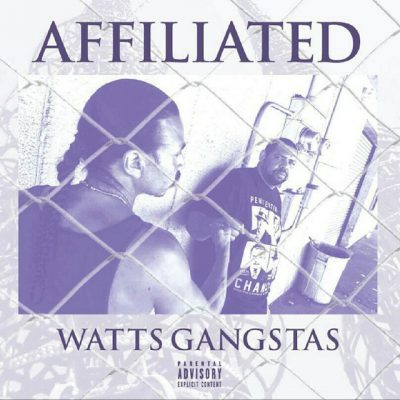 Watts Gangstas ‎- Affiliated: Can't Stop Won't Stop (WEB) (2017) (320 kbps)