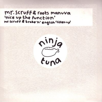 Mr. Scruff – Nice Up The Function (2009) (VLS) (FLAC + 320 kbps)