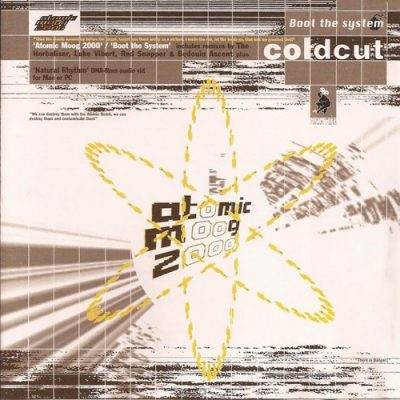 Coldcut – Atomic Moog 2000 / Boot The System (1997) (CDS) (FLAC + 320 kbps)