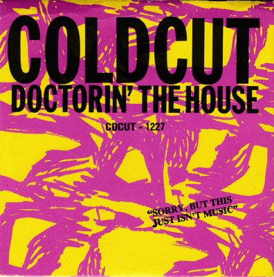 Coldcut – Doctorin' The House (1988) (CDM) (FLAC + 320 kbps)