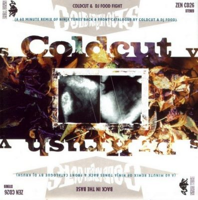 Coldcut & DJ Food vs DJ Krush – Cold Krush Cuts (1997) (2xCD) (FLAC + 320 kbps)