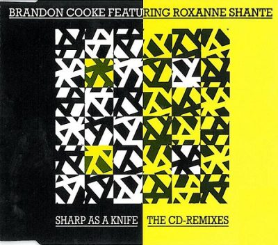 Brandon Cooke & Roxanne Shante – Sharp As A Knife (1989) (CDM Remixes) (FLAC + 320 kbps)