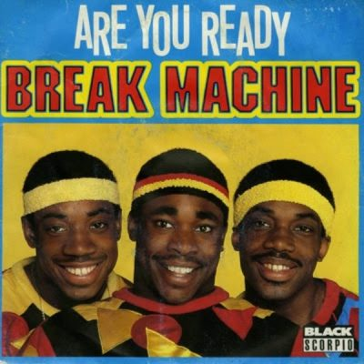 Break Machine – Are You Ready (1984) (French VLS) (FLAC + 320 kbps)