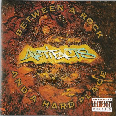 Artifacts – Between A Rock And A Hard Place (German Version) (1994) (CD) (FLAC + 320 kbps)