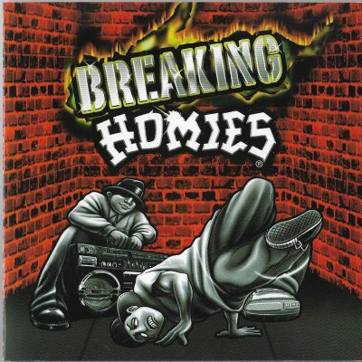 VA – Breaking Homies (2001) (CD) (FLAC + 320 kbps)