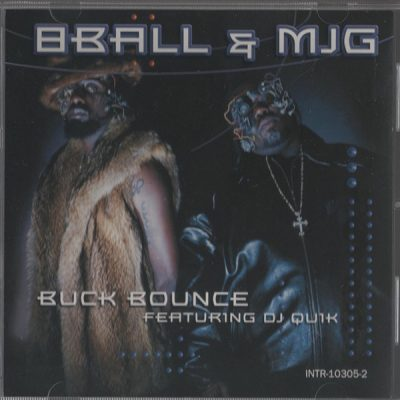 8Ball & MJG – Buck Bounce (Promo CDS) (2001) (FLAC + 320 kbps)