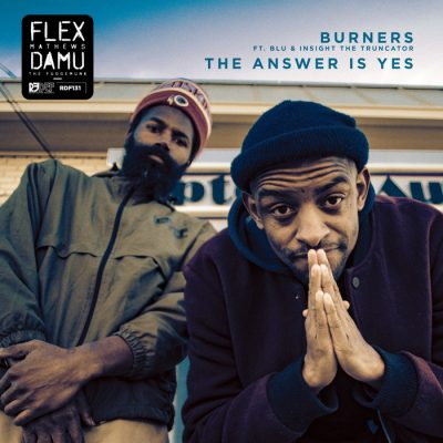 Damu The Fudgemunk & Flex Mathews – Burners EP (2018) (WEB) (320 kbps)