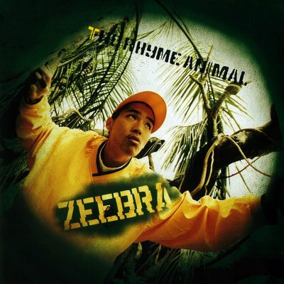 Zeebra – The Rhyme Animal (1998) (CD) (FLAC + 320 kbps)
