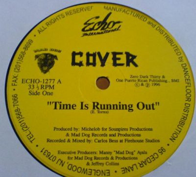 Cover The Child Of Destruction – Time Is Running Out / I'm Trapped (VLS) (1996) (FLAC + 320 kbps)