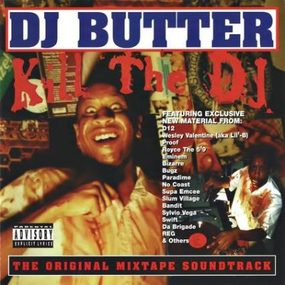 DJ Butter – Kill The DJ (CD) (2000) (FLAC + 320 kbps)