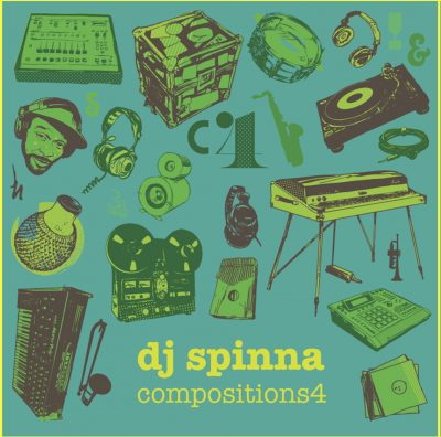 DJ Spinna – Compositions4 (WEB) (2015) (FLAC + 320 kbps)