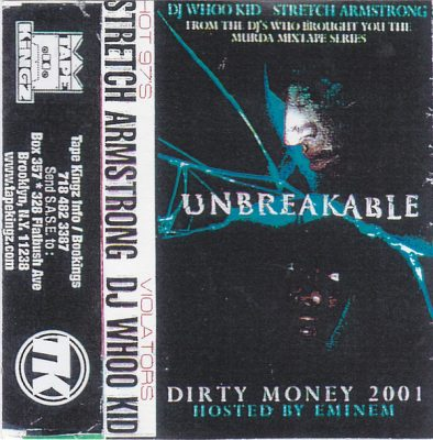 DJ Whoo Kid & Stretch Armstrong – Unbreakable (CD) (2001) (FLAC + 320 kbps)