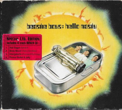 Beastie Boys – Hello Nasty (Limited Edition) (1998) (2xCD) (FLAC + 320 kbps)