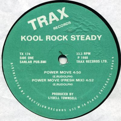Kool Rock Steady – Power Move (1988-2016) (VLS) (FLAC + 320 kbps)