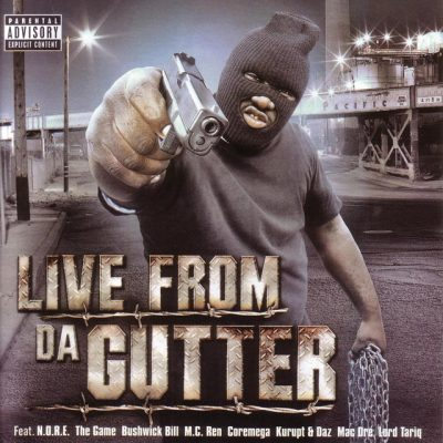 OST – Live From Da Gutter (CD) (2006) (FLAC + 320 kbps)