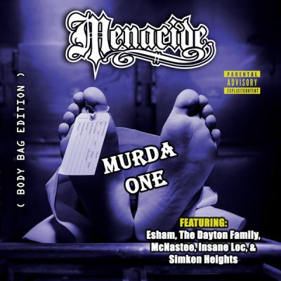 Menacide – Murda One (Body Bag Edition) (WEB) (2018) (320 kbps)