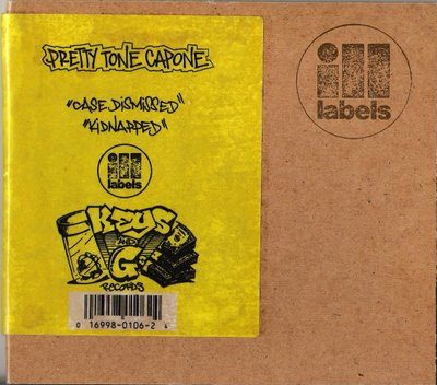 Pretty Tone Capone – Case Dismissed / Kidnapped (CDS) (1992) (FLAC + 320 kbps)