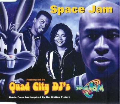 Quad City DJ's – Space Jam (CDM) (1996) (FLAC + 320 kbps)