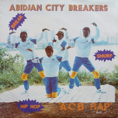 Abidjan City Breakers – A.C.B. Rap / Break Dance Disco (1983) (VLS) (FLAC + 320 kbps)
