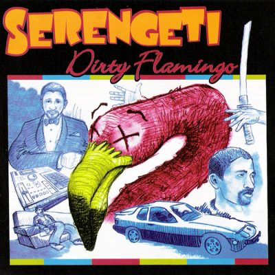 Serengeti – Dirty Flamingo (CD) (2002) (FLAC + 320 kbps)