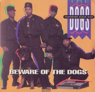 The Dogs – Beware Of The Dogs (CD) (1991) (FLAC + 320 kbps)