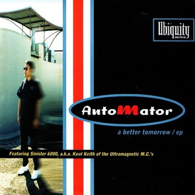 Dan The Automator – A Better Tomorrow EP (1996) (CD EP) (FLAC + 320 kbps)