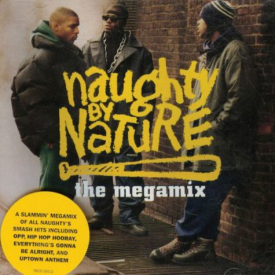Naughty By Nature – The Megamix (CDS) (1999) (FLAC + 320 kbps)