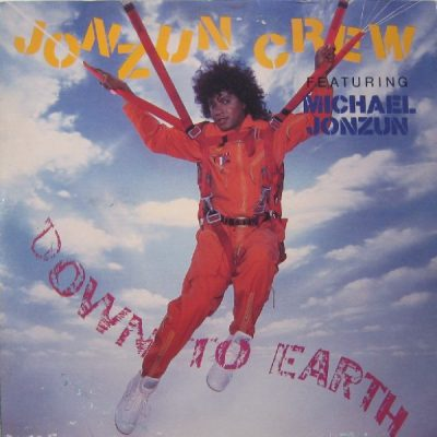 Jonzun Crew – Down To Earth (1984) (Vinyl) (FLAC + 320 kbps)
