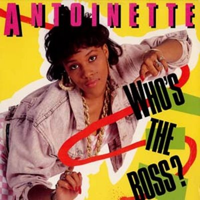 Antoinette – Who's The Boss? (CD) (1989) (FLAC + 320 kbps)