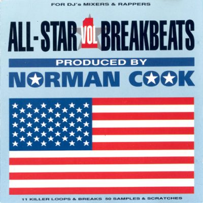 Norman Cook – All-Star Breakbeats Volume 1 (1990) (CD) (FLAC + 320 kbps)