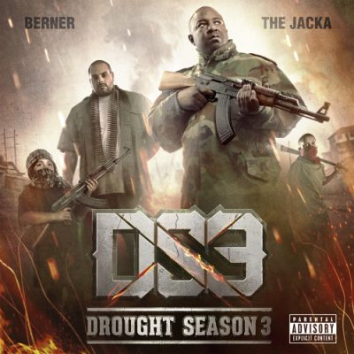 Berner & The Jacka – Drought Season 3 (CD) (2015) (FLAC + 320 kbps)