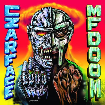Czarface & MF DOOM – Czarface Meets Metal Face (CD) (2018) (FLAC + 320 kbps)